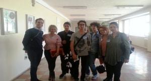 Letonya Hareketliliği - 1. Gün Okulda Yapılan Çalışmalar