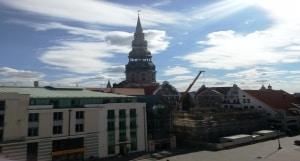 Letonya Hareketliliği - 2. Gün - Riga Belediyesi Eğitim Toplantısı