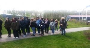 Letonya Hareketliliği - 4. Gün - Getlini Geri Dönüşüm Fabrikası