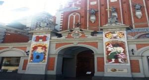Letonya Hareketliliği - 5. Gün - Rigadan Görüntüler