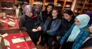 Gölbaşı Şehit Mustafa Tecimen İmam Hatip Ortaokulu - Müze Ziyareti 28.02.2018