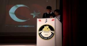 İstiklal Marşının Kabulü - 12 Mart 2018