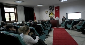Türkiyenin Kızları Mühendis Oluyor Projesi