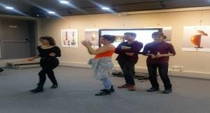 Fransız Kültür Merkezi Ziyareti - 02.04.2018