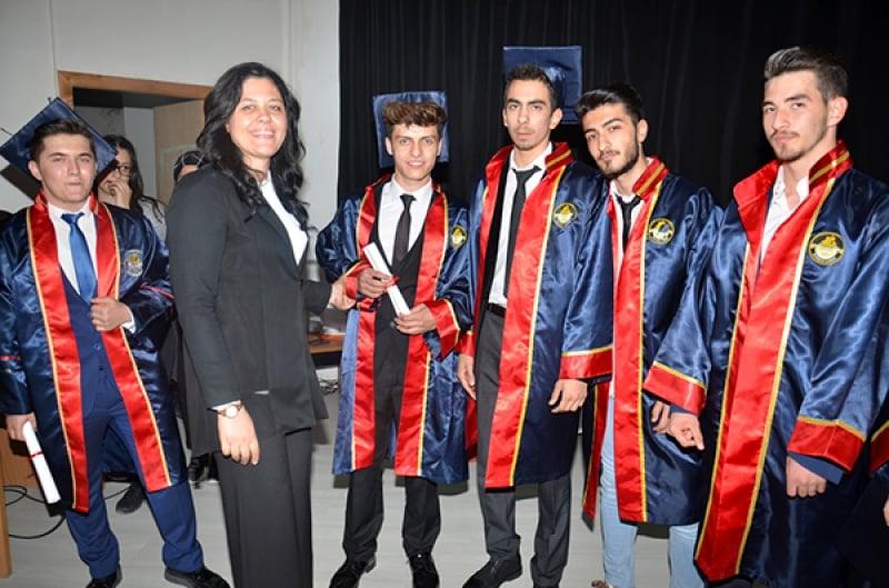 2017-2018 Mezuniyet Töreni - 14 Mayıs 2018