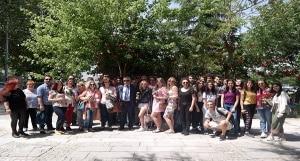 30 Nisan - 04 Mayıs 2018 Tarihleri Arasında Türkiye Öğrenci Hareketliliği