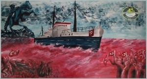 100. Yılında 19 Mayıs Konulu Resim Yarışması Ankara İl Birincisi